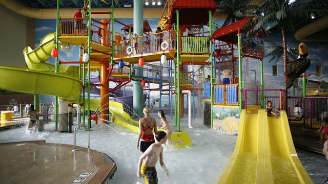 PHOTO: KeyLime Cove Resort and Water Park, resort is 2012's favorite family hotel.