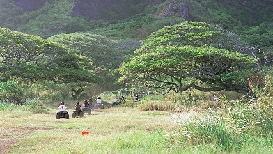 PHOTO: Kualoa Ranch