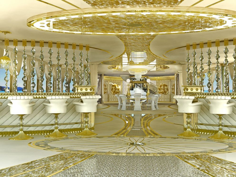 PHOTO A Mega Yacht Named La Belle Is The First In World Designed Specifically