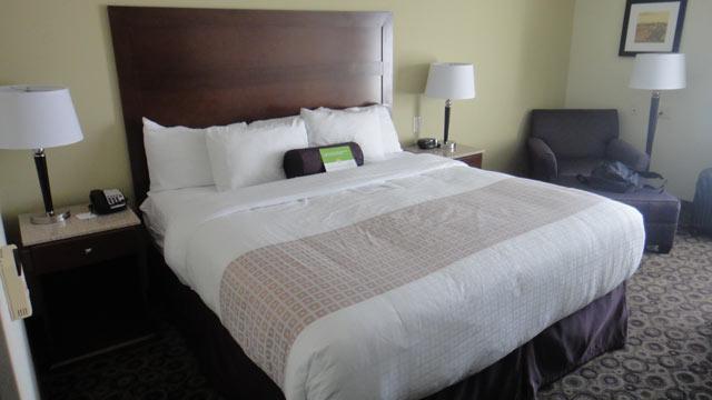 PHOTO: La Quinta Inn & Suites, Las Vegas, Nevada.
