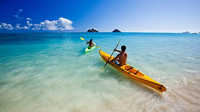 PHOTO: Lanikai Beach