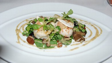 PHOTO: Dish at Le Bernadin