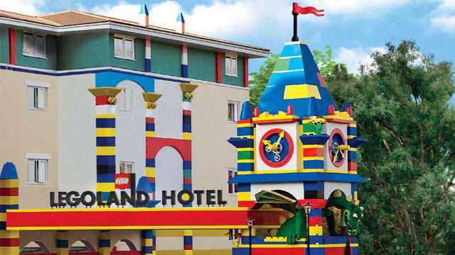 PHOTO: LEGOLAND Hotel