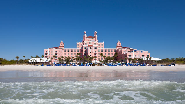 PHOTO: Loews Don CeSar Hotel, St. Pete Beach, Fla.