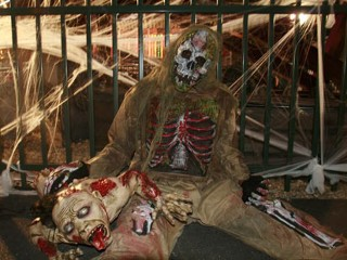 11 Horrifying Halloween Attractions