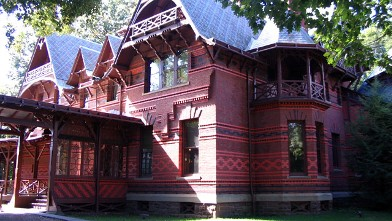 PHOTO: Mark Twain House