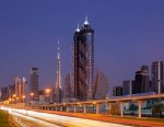 PHOTO: The JW Marriott Marquis Hotel in Dubai, United Arab Emirates.