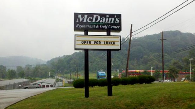 PHOTO: McDain's Restaurant in Monroeville, Pa. is pictured in this July 2011 file photo.