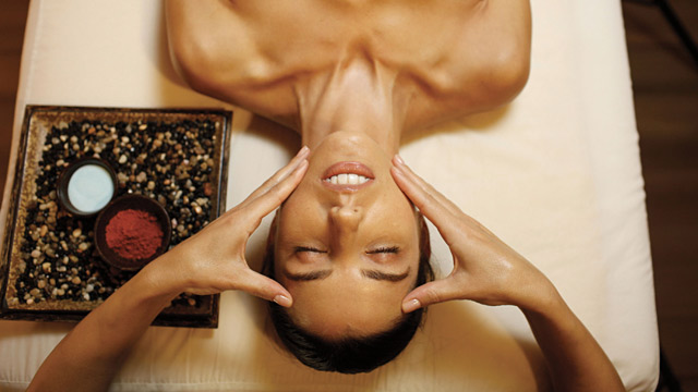 PHOTO: Mindful massage