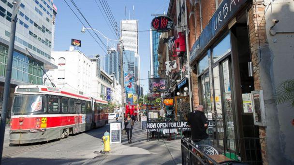 PHOTO: Toronto