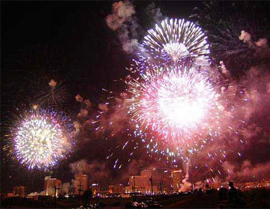 Top 10 Places to See July 4th Fireworks