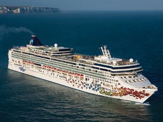 Cruise Ship Stranded by Sandy Will Call on Boston Today
