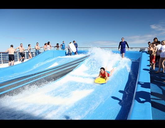 PHOTOS Worlds Best Cruise Ship Amenities Photos ABC News - Best cruise ships in the world