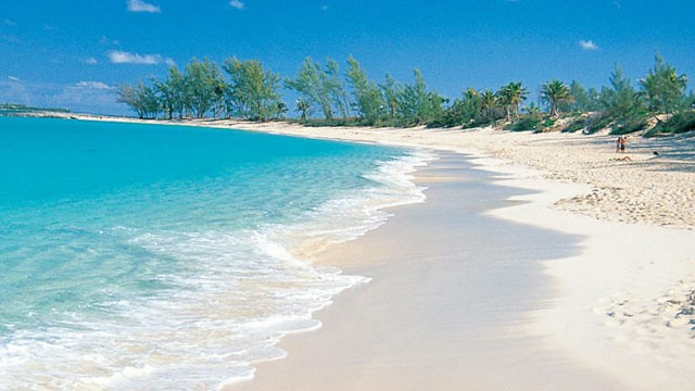 PHOTO: The beach at One&amp;Only Ocean Club, Bahamas.