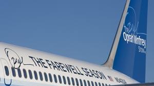 Photo: Oprah Plane