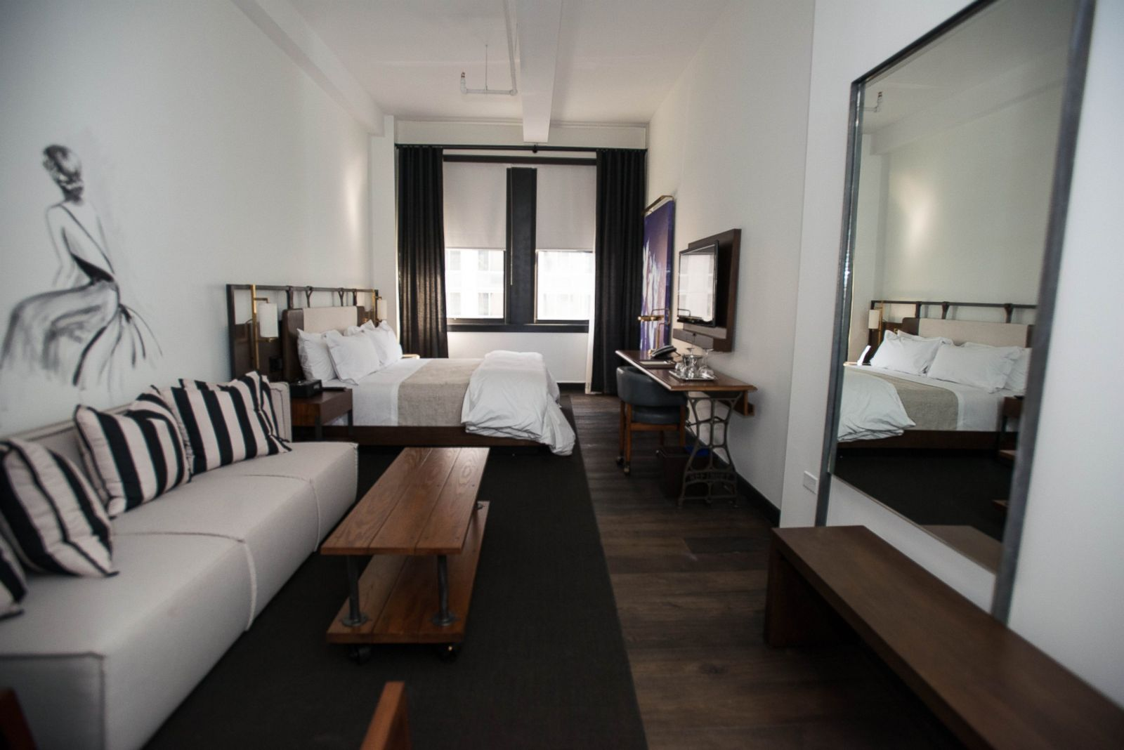 The refinery hotel new york city picture 10 of the best for Top boutique hotels new york