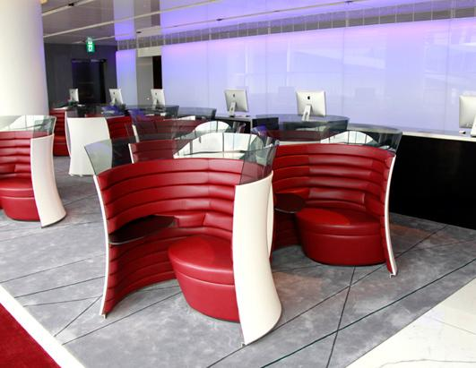 Airport Country Clubs: Crazy Lounges