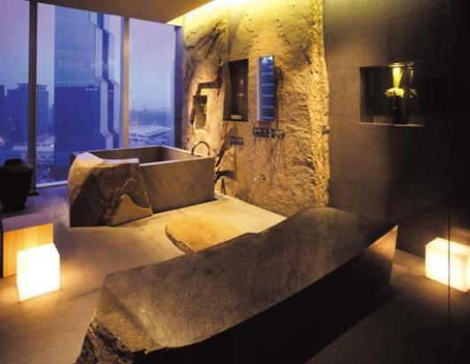 . PHOTOS  World s Best Hotel Bathroom Views Photos   ABC News