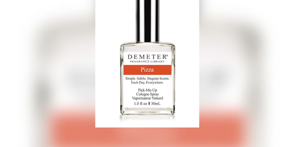 PHOTO: The new pizza perfume from Demeter Fragrance Library represents a shift in what people consider a wearable fragrance.