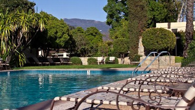 PHOTO: The 46-room Oaks at Ojai is an affordable fitness destination spa geared toward women.