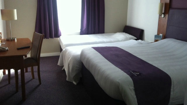 PHOTO: Premier Inn London Ealing, London, England.
