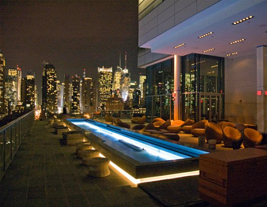 World's Hottest Rooftop Bars