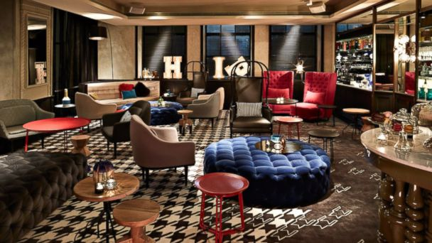 PHOTO: There are four QT hotels across Australia and theyre all arty, stylish and eclectic, but the Sydney property is the one that shines with a special Baby Q package.
