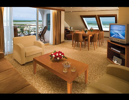 Most Extreme Cruise Staterooms