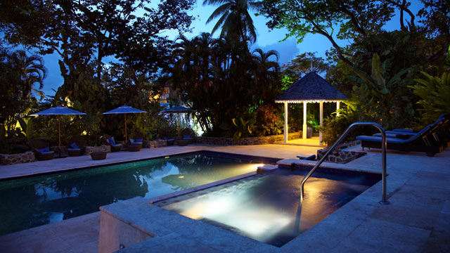 PHOTO: It bills itself as the 'The Boutique Hotel For Couples' and is located on two miles of white-sand Caribbean beach.