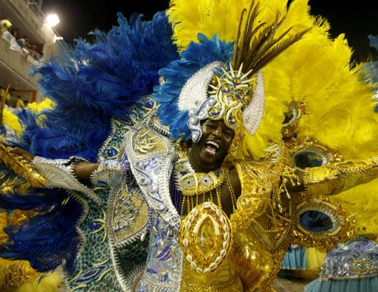 Worldwide Carnival Celebrations