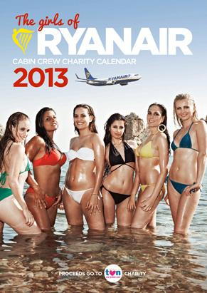 The Girls of Ryanair Calendar 