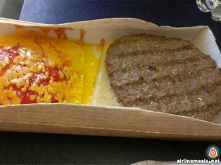 Photos: Worst Airline Meals