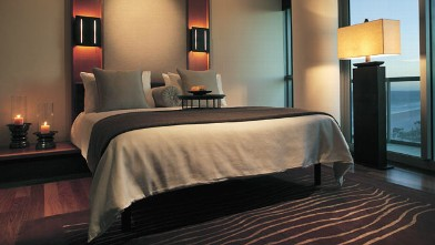 PHOTO: Seen Here in this file photo is the Setai Bedroom Suite in South Beach, Miami, Florida.