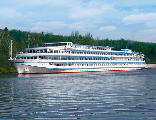 Best Cruise Ships of 2012