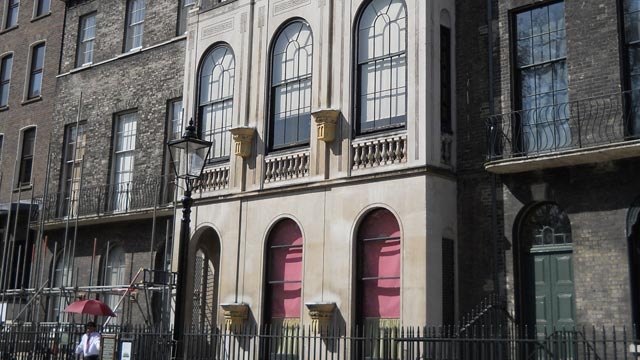 PHOTO: Sir John Soane's Museum, London