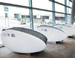 "PHOTO: Abu Dhabi Airports new ""sleeping pods""."