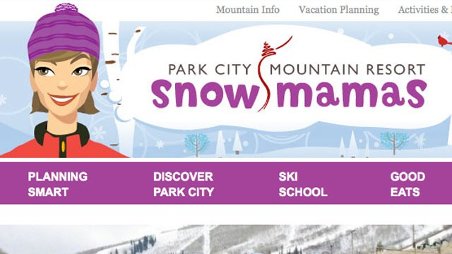 PHOTO: Snowmamas.com gives ski-centric advice to parents considering ski vacations to any destination with an emphasis on Park City, Utah.