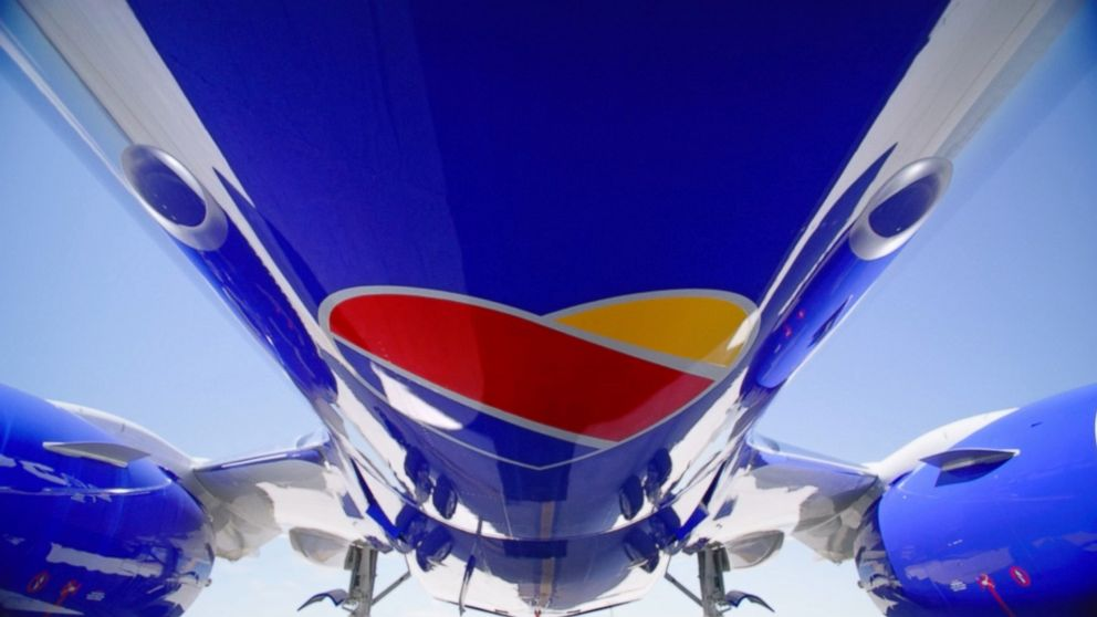 PHOTO: Southwest Airlines unveiled their new look with a heart.