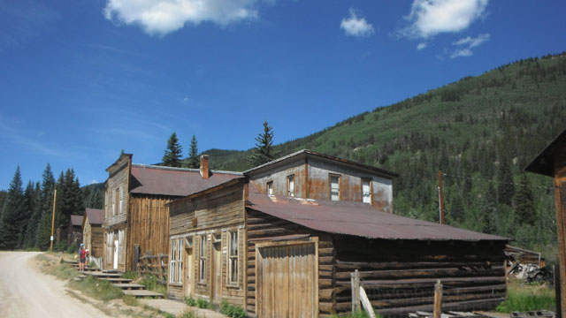 PHOTO: St. Elmo, Colorado