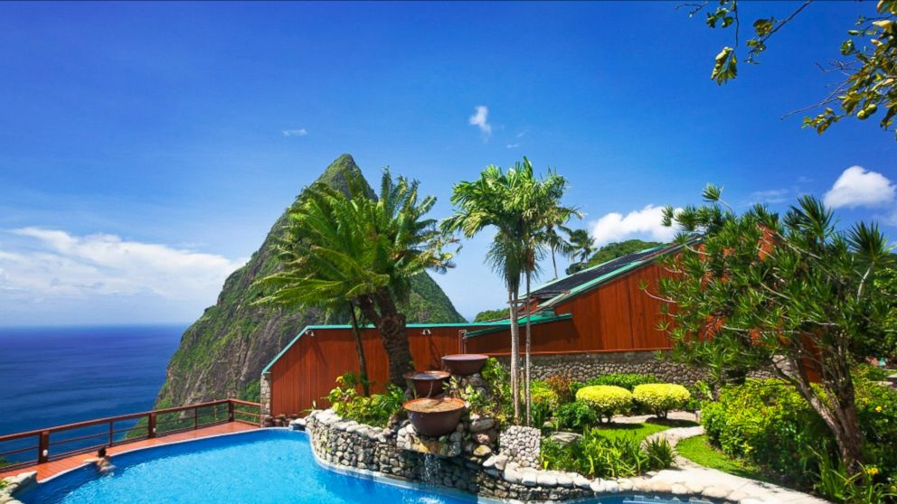 PHOTO: A deal from Jetsetter puts Ladera on St Lucia on sale for $390 per night through March.