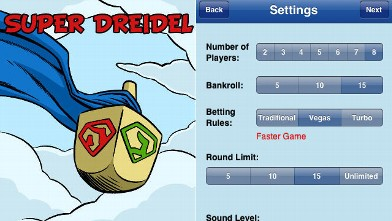 PHOTO: Super Dreidel