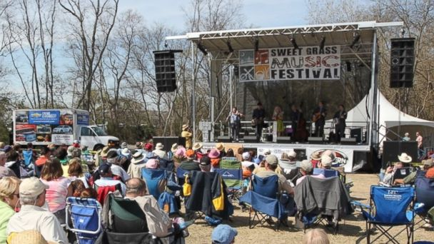 PHOTO: Sweetgrass Music Festival, Charleston, S.C.