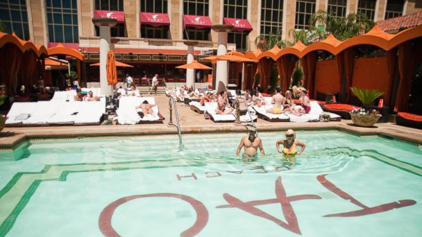 PHOTO: TAO Beach at the Venetian Resort Hotel Casino.