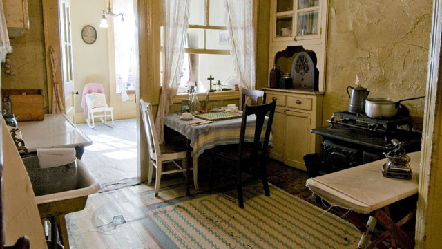 PHOTO: The Tenement Museum of New York, New York