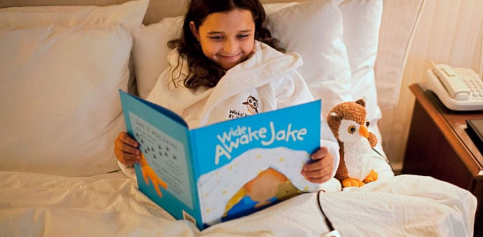 PHOTO: At The Benjamin Hotel in New York City, kids can participate in the Wink Kidzzz Club, which teaches how to maintain a healthy sleep routine.