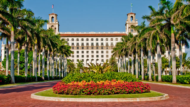 PHOTO: The Breakers Hotel in Palm Beach, Fla.