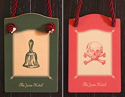 Stop! Don't go in there: wacky do-not-disturb signs from around the world.