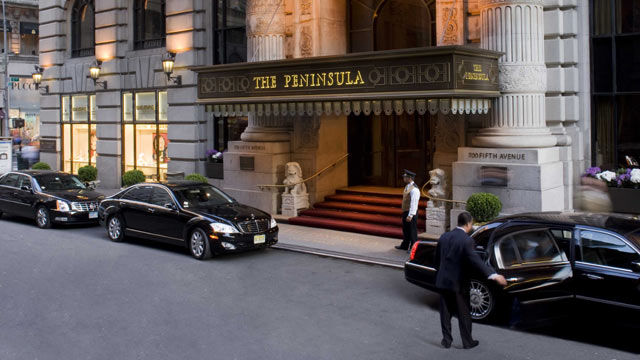 PHOTO: The Peninsula New York