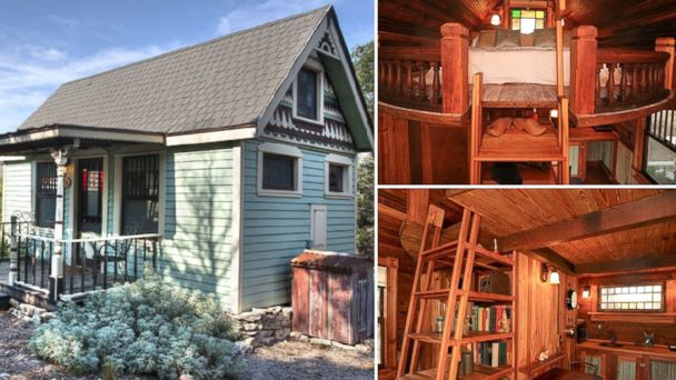 10 Teeny Tiny Houses Available for Rent ABC News