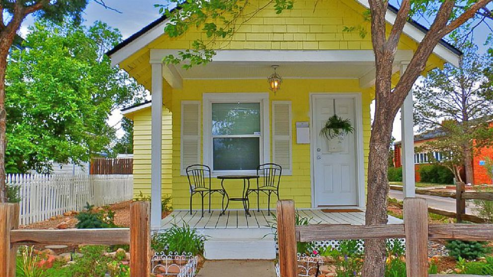 10 Teeny Tiny Houses Available For Rent Abc News